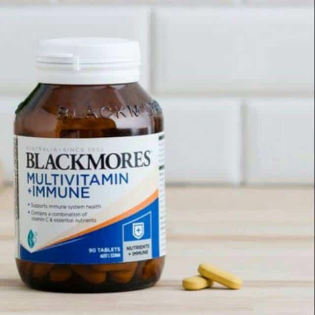Efek Samping Blackmores Multivitamin